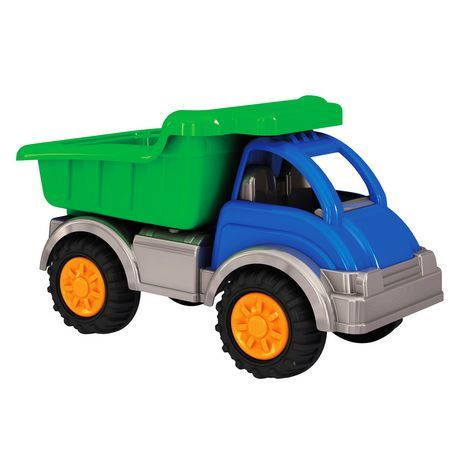 Plastic Toy Truck For Kids