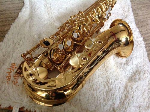 YAS-62II Professional EB Alto Saxophone (Yamaha)
