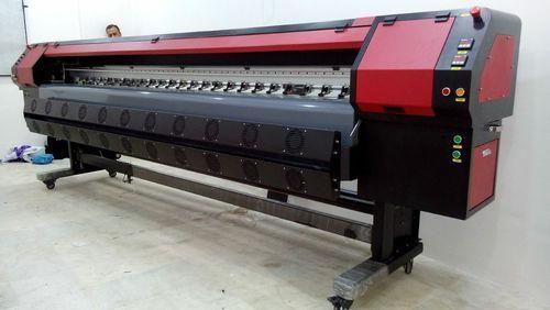 Digital Solvent Printer KM 1024