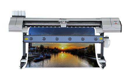 Low Maintenance Eco Solvent Printer