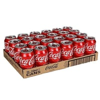 Soft Drink Can 330ml Pack Of 24 (Coca Cola)