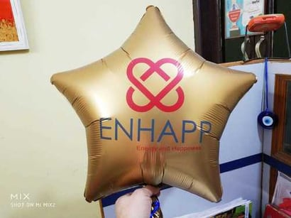 Any Customized Printed Foil Balloons