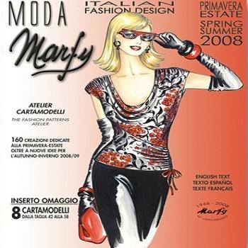 Fashion Designing Book Moda Marfy 2008 09 At Best Price In Delhi Delhi Ishaan International