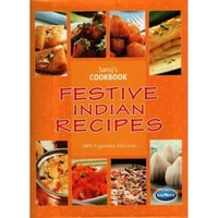 Festive Indian Recipes Cooking Book