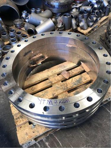 Carbon Steel Round Flange