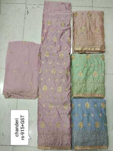 Chanderi Suits, Chanderi Suits Manufacturers & Suppliers, Dealers