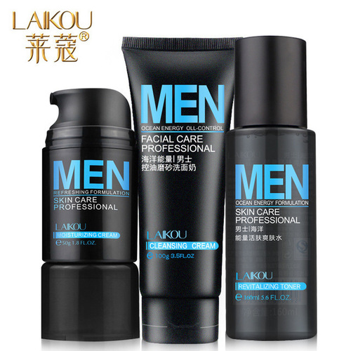 Mens Skin Care Professional Cream