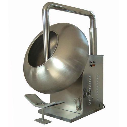 Automatic Coating Pan Machine