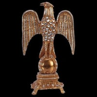Attractive Aluminium Eagle Statue