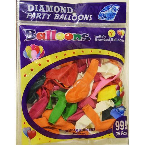 Diamond Rubber Party Balloon