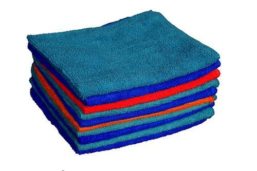 Colored Soft Microfiber Cloth Size: Medium