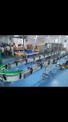 Corrosive Resistant Slat Conveyor