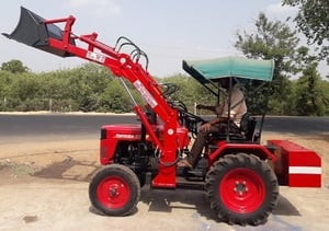 Mini Tractor Front Loader
