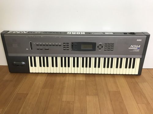 N364 Synthesizer Keyboard Korg At Price 400 Usd Box In Langley Park Sam Ash Music Electronics Limited