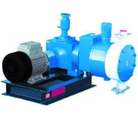 Fully Electronic Dosing Pumps