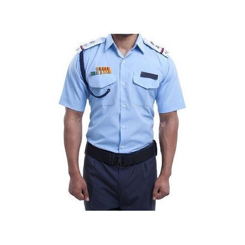 Half Sleeve Security Guard Uniform