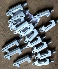 Glass Lined Reactor Clamps
