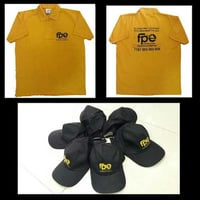 Uniform T- Shirts And Cap