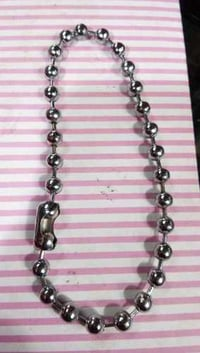 Ball Chain 1-10 mm