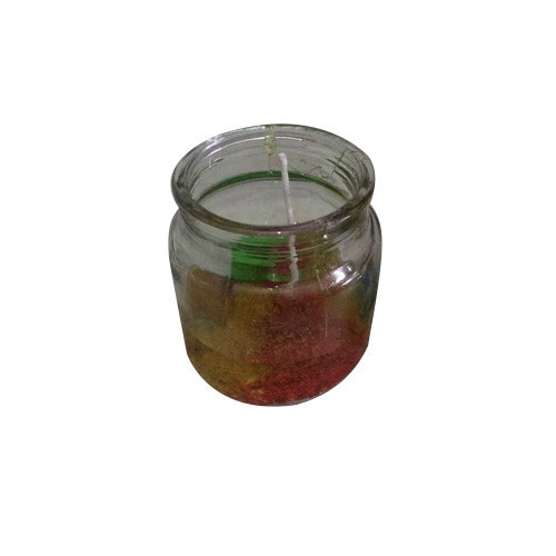 Designer Colour Candle