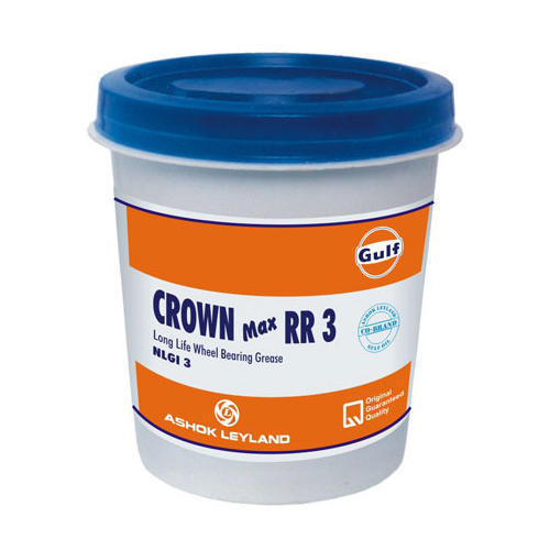 Gulf Crown MAX RR3 Grease Distributor, Supplier, Trading