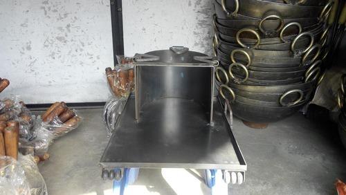 Heavy Duty Iron Chulha in Malerkotla, Punjab - Liaqat Steel