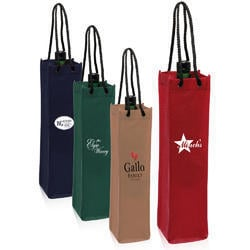 Recyclable Printed Wine Bags