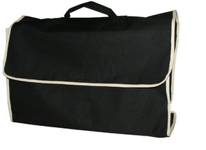Recycled Organic Canvas Portfolio With Handles