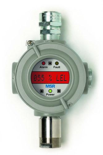 Combustible Explosive Gas Leak Detector