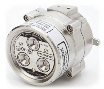 Ir3 Flame Detector For Oil And Gas, Coal, Power Plants