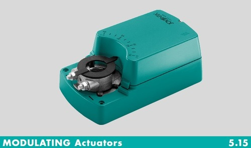 Joventa Electric Damper Actuator For Thermal Power Plant