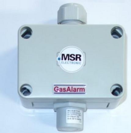 Natural Refrigerant Gas Leak Detection