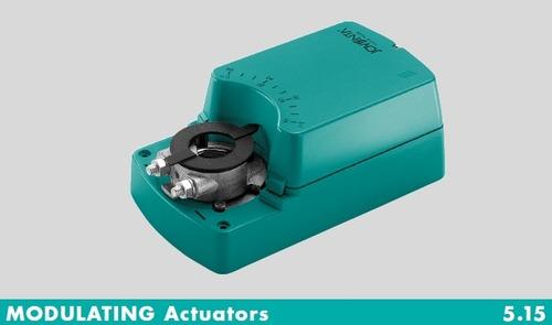 Security Fire Damper Actuator