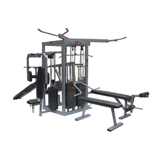Commercial 10 Station Gym