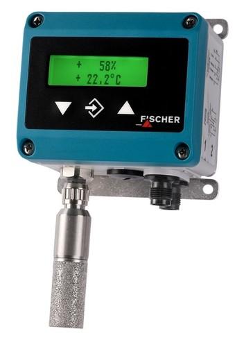 Fischer A   Ft61 A   Temperature And Humidity Sensor