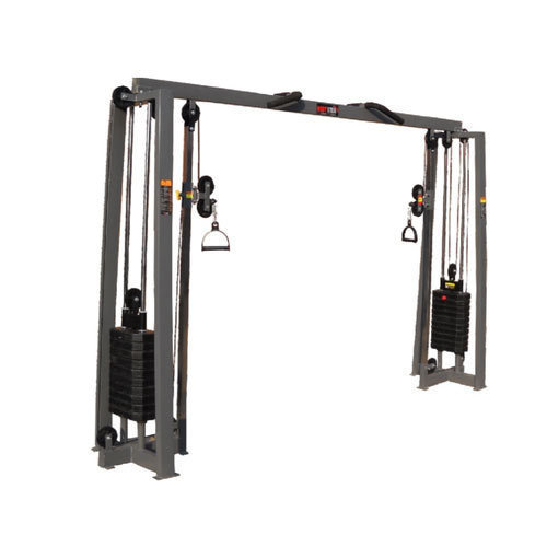 Cross Pulley With Chin Up