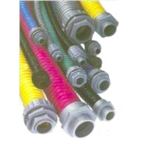 PVC Glands For PVC Flexible Pipes