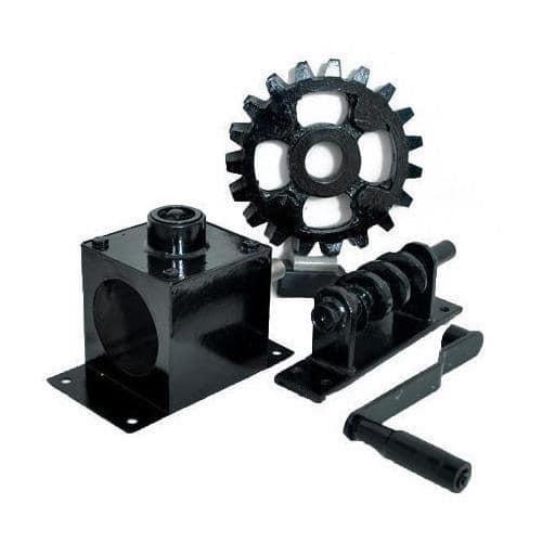 Shutter Gear Box