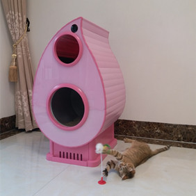 Self Cleaning Electronic Cat Toilet Certifications: Ce