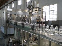 Soft Drink Bottling Plant