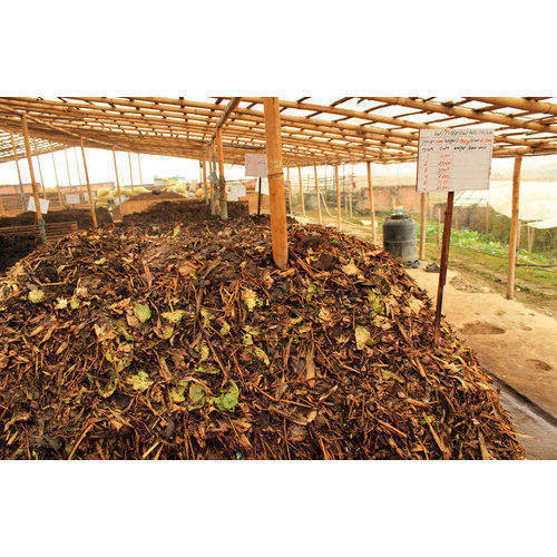 Organic Waste Composting Microbes