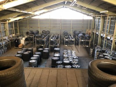 Used Tyres And Allow Wheels
