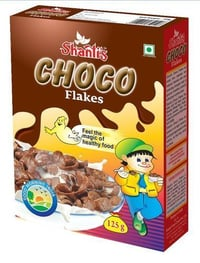 Hygienically Processed Choco Flakes