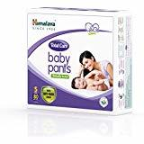 Himalaya Total Care Baby Pants (Small 54 Count) With Wipes