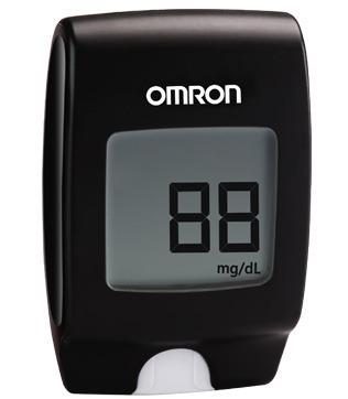 Blood Glucose Meter (Omron)