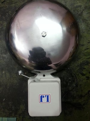 Easy Installation Industrial Gong Bell