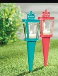 Garden Cone Tea Light Holder