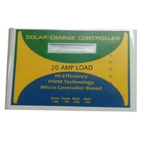 LCD Display Solar Charge Controller