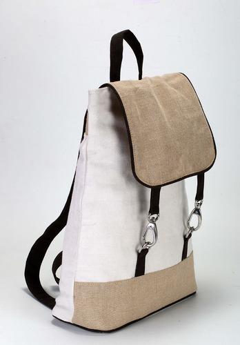 Handmade Jute School Bag