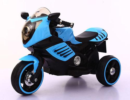 Multi Color Kids Electric Motorbike